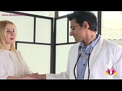 Needy wife seeks gratification from family doctor (Niks Indian)