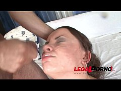 Sweet Angel gagging deepthroat & big facial