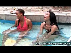 Mary and Aubrey I sexy porn ftvgirls pool