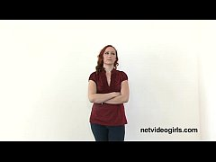 Netvideogirls - Katie Calendar Audition