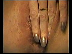 MILF in stockings and high heels gets fingered at cam - kinksnation.com
