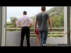 Brazzers - Teens Like It Big - My Boyfriend Is A Loser scene starring Sienna Milano and Keiran Lee