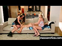 Most Erotic Girl On Girl Massage Experience 13