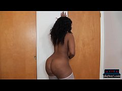 Black amateur girlfriend bitches fucked hard on...