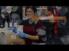 Andrea Diprè for HER - Sonya Grenell (Lighttouch Tattoo) 3