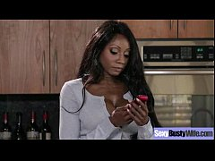 (diamond jackson) Naughty Bigtits Housewife Love Intercorse vid-10
