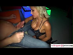 The Stripper Experience - Slutty Zoey Portland gets fucked by a big dick