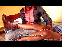 Real African Amateurs Fuck In Homemade Movie