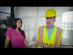 Brazzers - Dirty Masseur -  Workers Cumpensation scene starring Raven Hart and Jessy Jones