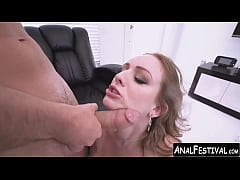Bombastic MILF butt slammed and completely satisfied