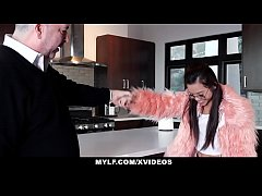 MYLF - Hot Mylf Gets Her Pussy Licked By Hot Asian