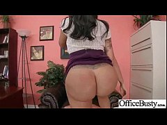 Office Slut Girl (lela star) With Bigtits Get Hard Style Sex Action clip-19