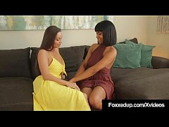 Ebony Tart Jenna Foxx & Abigail Mac Fuck their brains out as they lick each other's pussies until they both orgasm! Full Video & Jenna Foxx Live @ FoxxedUp.com!