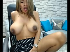 Lactating saggy tits - SexyStreamate.com