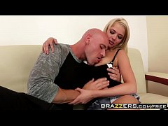Brazzers - Shes Gonna Squirt - Give Her the Shaft scene starring Tiffany Fox and Johnny Sins