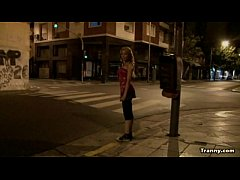 Blonde Yanina Is A Street Walking Stunner in Argentina buenos aires hooker