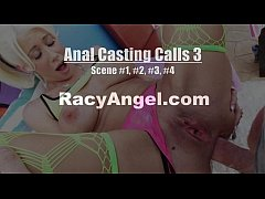 Anal Casting Calls Compilation Misha Cross, Riley Jenner, Holly Hanna, Nadia Sty