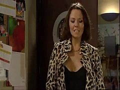 Eastenders - Slut Janine Butcher Ties Jack To The Radiator