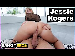 BANGBROS - Let's All Just Take A Minute To Admire Jessie Rogers' Big Ass