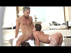 Booty Amirah Adara riding a long dick