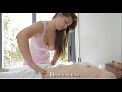 Passion-HD - Lana's sexy ass is fucked after massage