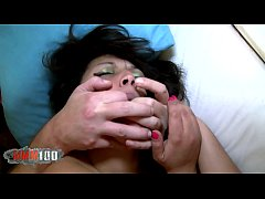 Bigtit chubby arab slut fucked hard in her ass and pussy