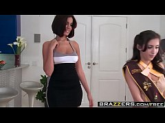 Brazzers - Hot And Mean - The Pussys Advocate scene starring April ONeil Isis Taylor and Madison Ivy