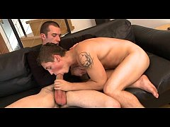 Mind-blowing blowjob with homosexual studs