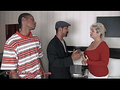 Claudia Marie Double Interracial Breeding