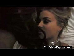 Carmen Electra Threesome Sex Tape!