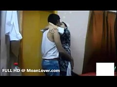 Sexy Indian Couple Hardcore Kissing