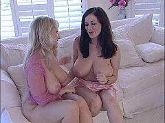 Danni Ashe & Lorna - Behind the Scenes