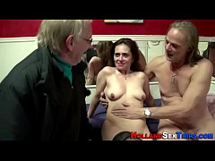 European whore fingered