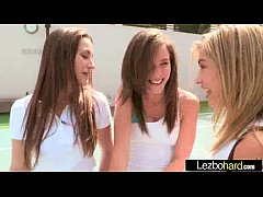 (Dani Daniels & Malena Morgan & Lia Lor) Girl On Girl Play With Their Bodies In Lesbo Sex Ac