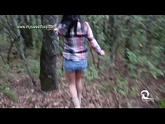 Hot Threesome in the Forest 3