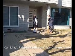 Clip sex JAV Uncensored - School girl have sex