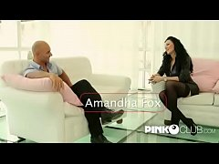 Amandha Fox first performance for Pink'o!