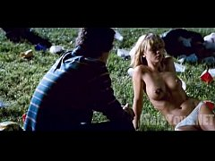 Christina Ricci Black Snake Moan (nude on field)
