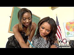 12 th grader and her teacher become lesbos