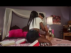 Black lesbians whipping and tribbing