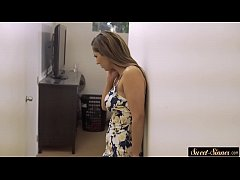 Pussylicked milf beauty screwed by stepson