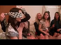 Pissing Teen Lesbian Orgy. Girls Are So Hot!!!