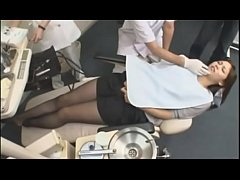 Japanese EP-01 Invisible Man in the Dental Clinic, Patient Fondled and Fucked, Act 01 of 02
