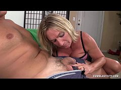 Cumblast For The Mature Slut