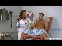 HD The Nurse Fantasy - Keisha Grey