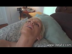 Squirting milf working hard for hot facial cumshot