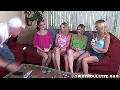 Fun Adult Party Game with real amateur teens! Rated A for Adults only!