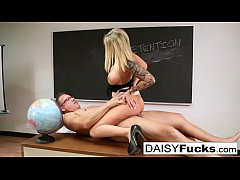 Daisy Monroe gets fucked in detention