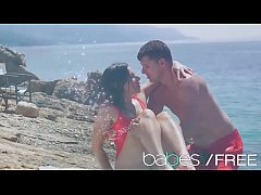BAEWATCH AN XXX PARODY featuring (Ally Breelsen, Kristof Cale)
