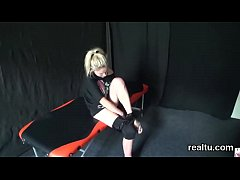 Perfect czech sweetie is teased in the hypermarket and drilled in pov
